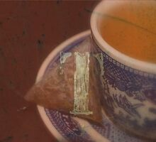 T For Tea by Sharon A. Henson