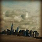Manhattan NYC by crashbangwallop