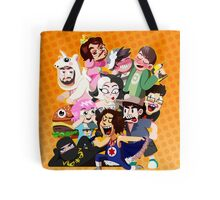 Grump gang and co Tote Bag