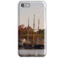 November Seaport iPhone Case/Skin