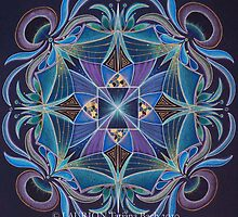 MESSAGE from HOME - Stargate Mandala by LAURION