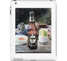 Beer Al Fresco iPad Case/Skin