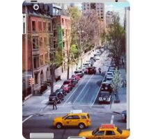New York City Crossing iPad Case/Skin