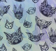 Batty Pattern by brettisagirl
