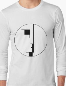 Bauhaus Logo Long Sleeve T-Shirt