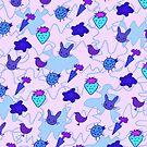 Summer Pinks by brettisagirl