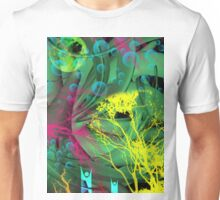 the land of bright colour's Unisex T-Shirt