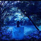 Twilight dip by EdenF