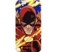 The Scarlet Speedster iPhone Case/Skin