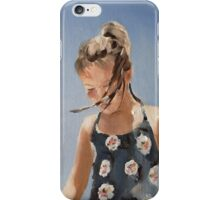After the Swim iPhone Case/Skin
