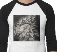 Imagine, Strawberry Fields NYC Men's Baseball ¾ T-Shirt