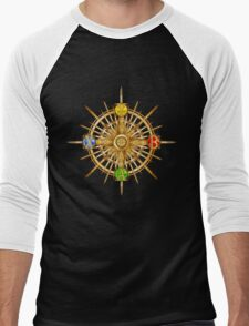 XBOX Gamer's Compass - Adventurer Men's Baseball ¾ T-Shirt