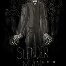 Shadow Man by cs3ink