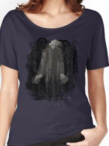 Shadow Man Women's Relaxed Fit T-Shirt