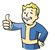 Fallout Vault Boy by Missiles93