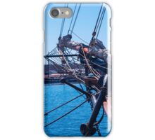 Off The Bow iPhone Case/Skin