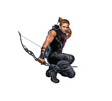 Hawkeye by bexism