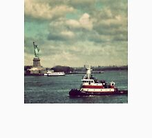 Liberty Island, New York City Unisex T-Shirt