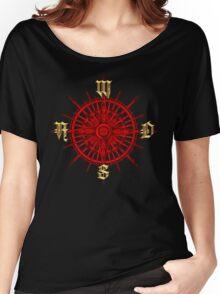 PC Gamer's Compass - Adventurer Women's Relaxed Fit T-Shirt
