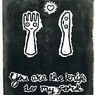 Knife to my Fork by Vicky Webb