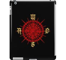 PC Gamer's Compass - Adventurer iPad Case/Skin