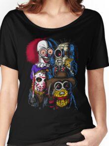 Mini Evil Parody Women's Relaxed Fit T-Shirt