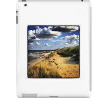 East Coast, Norfolk UK iPad Case/Skin