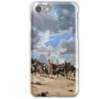 Beach Scene - Cornwall iPhone Case/Skin