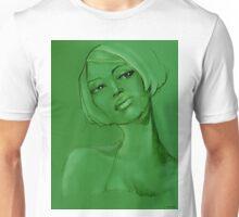 Green shirt Unisex T-Shirt