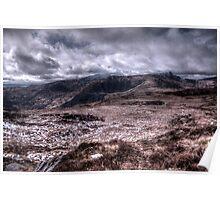 Deerrencollig Landscape Poster