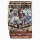 Rumble in the Tundra Parody by cs3ink