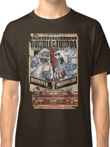Rumble in the Tundra Parody Classic T-Shirt