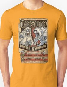 Rumble in the Tundra Parody T-Shirt