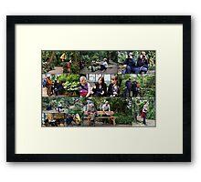 Oasis in the Polder #3 Framed Print