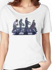 Universal Road Parody Women's Relaxed Fit T-Shirt