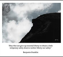 Ben Franklin's Advice by Wayne King