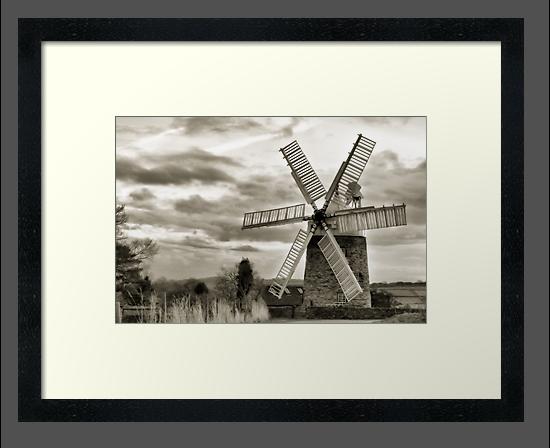 Heage Windmill: Derbyshire by Steven  Lee