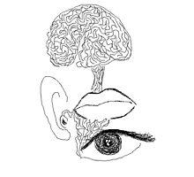tenth sense - generativity (stream of consciousness) by Ushna Sardar