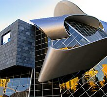 The Art Gallery Of Alberta by Angelo Narciso