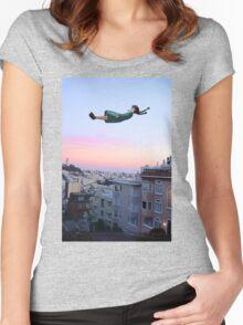 Sheeta fallin in Tokyo Women's Fitted Scoop T-Shirt