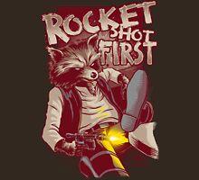 First Shot Parody T-Shirt