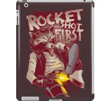 First Shot Parody iPad Case/Skin
