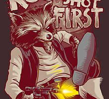 First Shot Parody by cs3ink