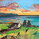 Skye Light Study 1 by scottnaismith