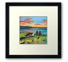 Skye Light Study 1 Framed Print