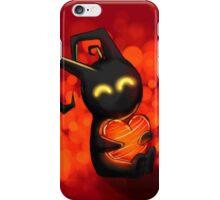 Heartless valentine  iPhone Case/Skin