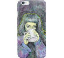Coffee First iPhone Case/Skin
