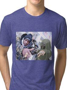 FLVCKO x $HINO  Tri-blend T-Shirt