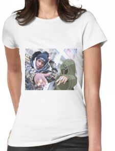 FLVCKO x $HINO  Womens Fitted T-Shirt
