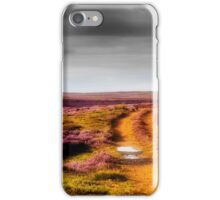 On The Moors iPhone Case/Skin
